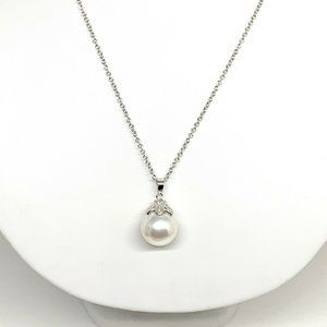 South Sea Pearl 14 Kt Necklace 820412